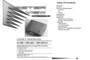 宏正CS912型多电脑切换器说明书