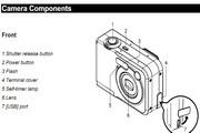 JENOPTIK JD 6.0 z3数码相机明书