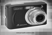 JENOPTIK JD 8.0z3 Exclusiv数码相机说明书