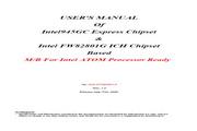捷波 ATOMGM1-230主板 英文说明书