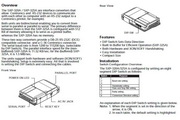 宏正SXP325A型多电脑切换器说明书