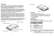 宏正SXP320A型多电脑切换器说明书