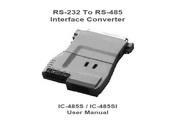 宏正IC485SI型多电脑切换器说明书