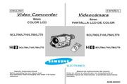 三星SCL770型电池充电器说明书
