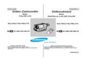 三星SCL710型电池充电器说明书