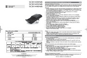 飞利浦SCB1430NB型电池充电器说明书
