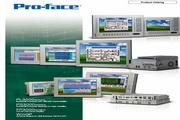 Pro-face 工业平板显示器PF3600-T11型 说明书
