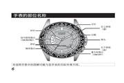 西铁城CB0011-51L光动能电波男士手表说明书