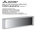 三菱 LDT422V液晶显示器 说明书