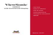 ViewSonic优派 CD5233显示器 说明书