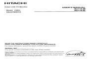 日立 32LD7800TA型液晶显示器 使用说明书