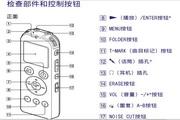 索尼ICD-UX523数码录音棒使用说明书