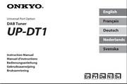安桥UP-DT1数码广播接收盒用戶手冊
