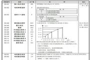 蒙德(MODROL)EI-700- 100H变频器说明书