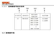 蒙德(MODROL)EI-700- 025H变频器说明书