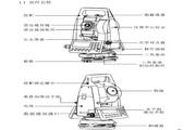博飞BTS-812CLA型全站仪说明书