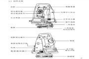 博飞BTS-812CA型全站仪说明书