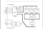瑞通CM24064-18SLYB图形点阵液晶显示模块说明书