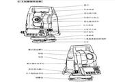 博飞BTS-805CLAR型全站仪说明书