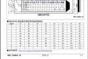 太阳人SMS0899D液晶显示模块使用说明书