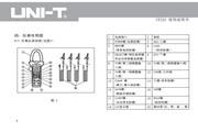 优利德UT232数字钳形功率计使用说明书