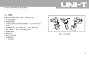 优利德UT305B红外测温仪使用说明书