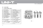 优利德UT512绝缘电阻测试仪使用说明书