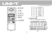 优利德UT381照度计使用说明书