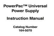 正茂164-5070万用型电源供应器操作手册