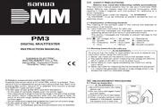 三和PM-3数字万用表使用说明书