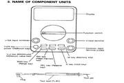 三和DA-50C数字万用表使用说明书