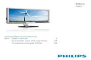 飞利浦 273P3PHES/00液晶显示器 使用说明书