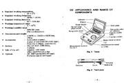 三和AU-31指针式万用表使用说明书