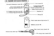 三和DCM-22AD交直流电流钳表使用说明书