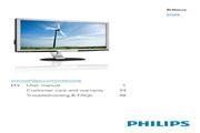 飞利浦 273P3PHES/93液晶显示器 使用说明书