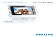 PHILIPS 7FF2FPAS数码相框 用户手册