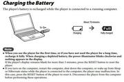 索尼MP3随身听NWZ-B152型说明书