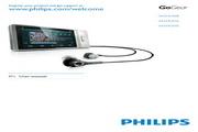 PHILIPS SA2MJS08随身听 英文用户手册