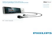 PHILIPS SA2MJS16随身听 英文用户手册