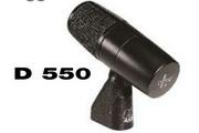 益明影音动圈式麦克风-D550说明书