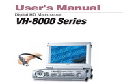 基恩士 VH-8000 系列数码显微系统说明书