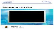 三星 403T液晶显示器 使用说明书