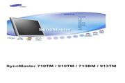 三星 913BM液晶显示器 使用说明书