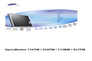 三星 710TM液晶显示器 使用说明书