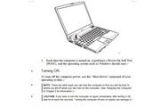 MiTAC 8081笔记本电脑说明书