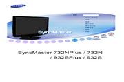 三星 732N液晶显示器 使用说明书