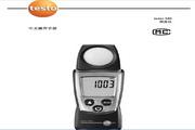 德图testo 540照度仪使用说明书