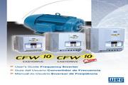 WEG CFW-10变频器 说明书