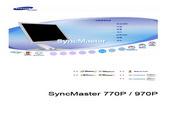 三星 770P液晶显示器 使用说明书