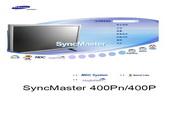 三星 400P液晶显示器 使用说明书